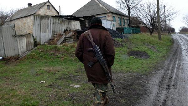 ДНР заявляет, что силовики 25 раз за сутки обстреляли территорию республики