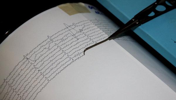 У берегов Эквадора произошло землетрясение магнитудой 5,8
