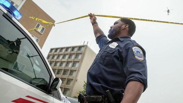 СМИ: Полиция не обнаружила взрывчатки в гостинице Marriott в Вашингтоне