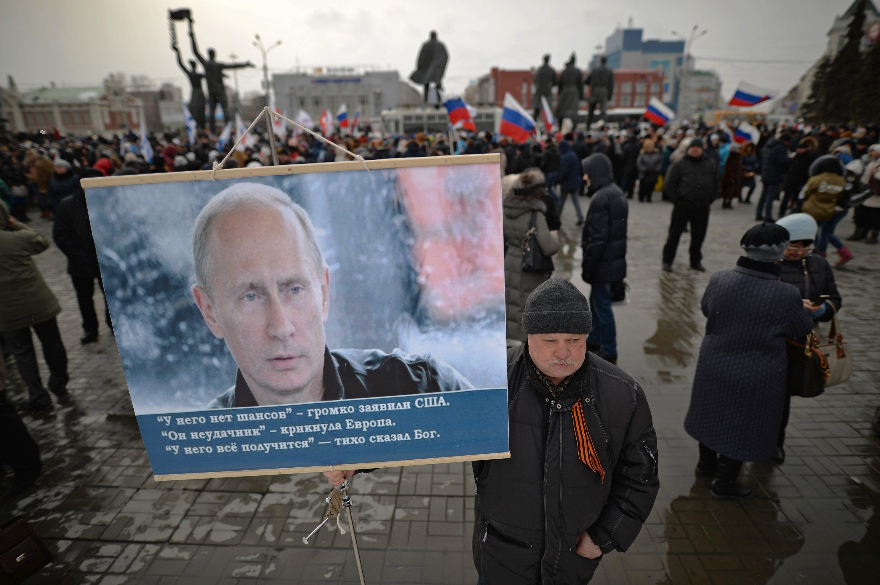 Крымский позор и дальновидность Ельцина