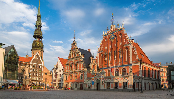 В Латвии рассмотрят жалобу на мэра Риги за карикатуру