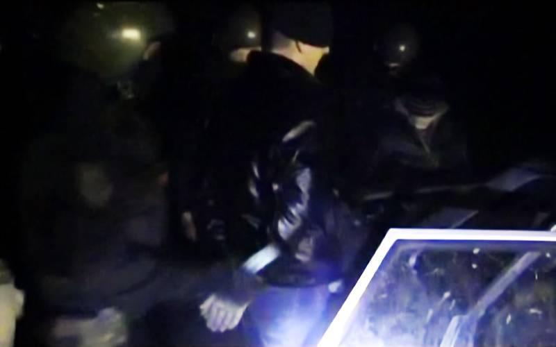 Брянские полицейские разоблачили банду торговцев боеприпасами