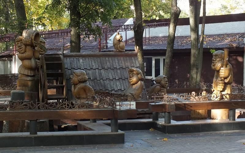 В Брянской области открылся парковый сезон