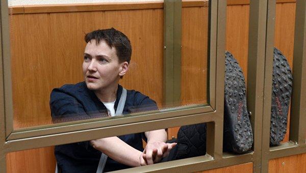Матвиенко: обмен Савченко на Ерофеева и Александрова возможен