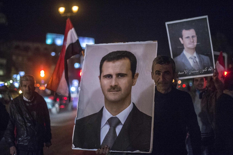 В тюрьме Асада