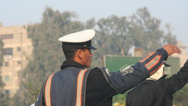 Египетская полиция применяет слезоточивый газ против демонстрантов в Каире