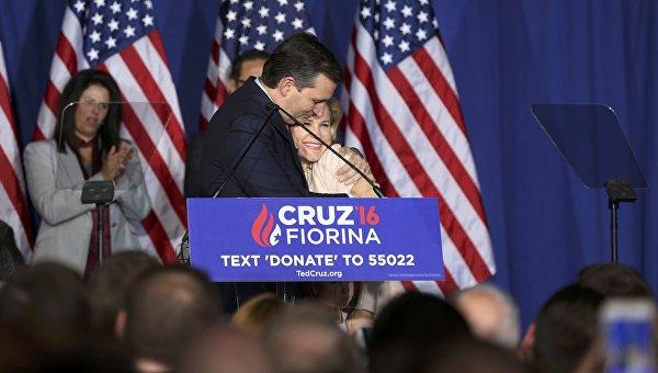 Тед Круз завершил избирательную кампанию