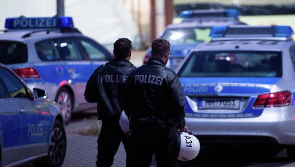 В Эссене задержали двух подозреваемых в организации взрыва на свадьбе