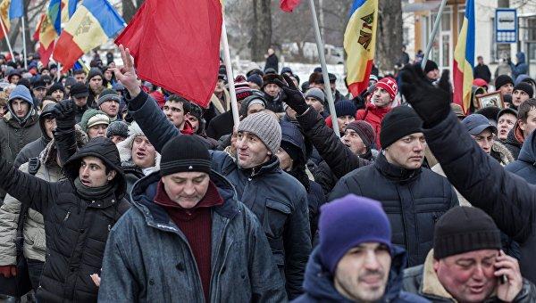 В Кишиневе освободили из-под домашнего ареста членов