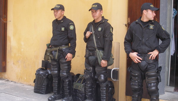 Власти Колумбии разрешили воздушные атаки на бандитов