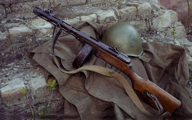 Брянцам покажут оружие иличные вещи советских солдат
