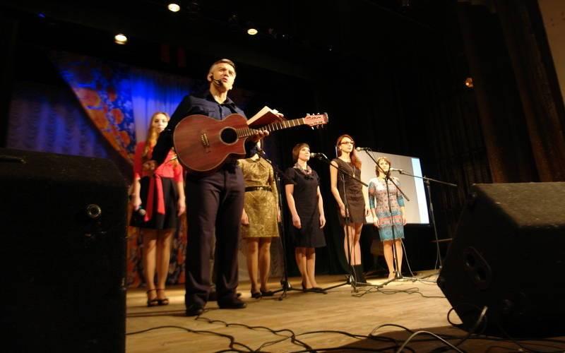 Бард Сергей Кусков презентует вБрянске новый альбом