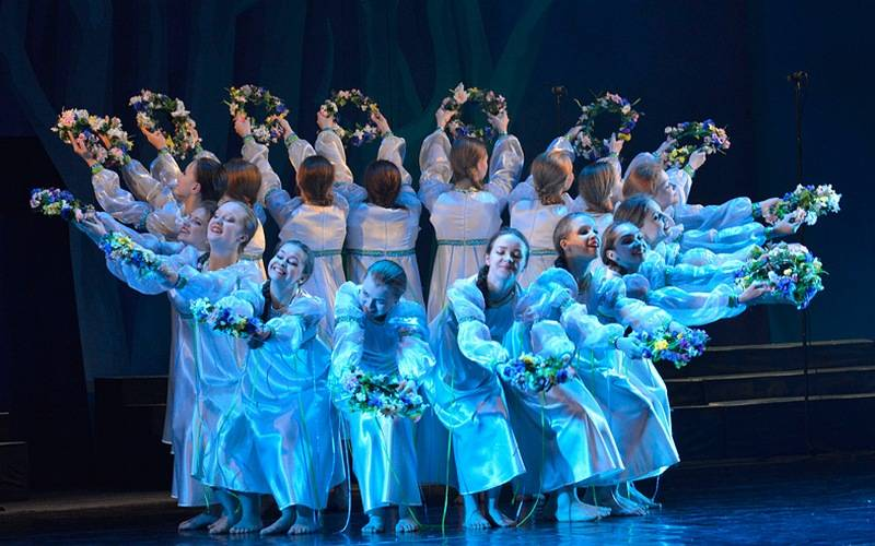 В честь годовщины аварии наЧернобыльской АЭС вБрянске прошел концерт-реквием