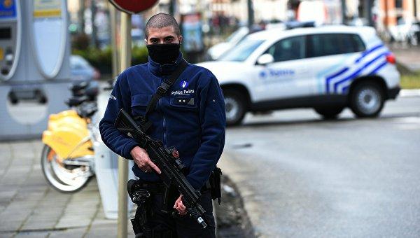 Военное патрулирование в Брюсселе продлено по 2 июня