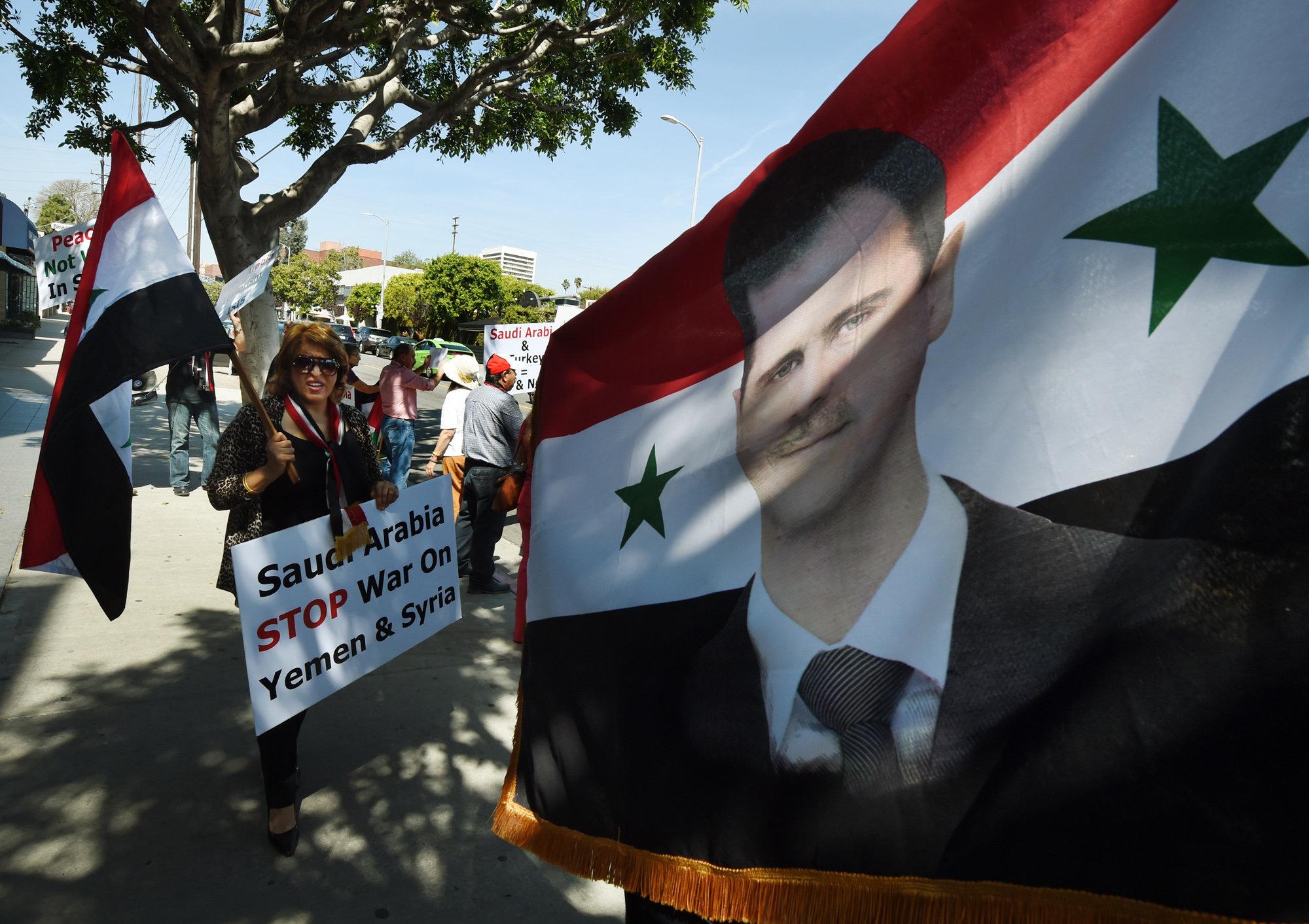 Башар Асад полон решимости