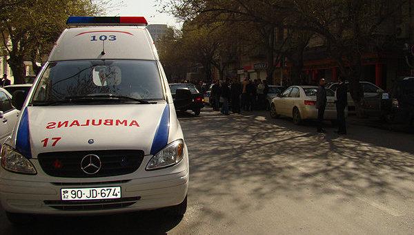 В Азербайджане во время конфликта в чайхане взорвалась ручная граната