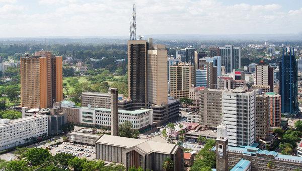 Число погибших при обрушении здания в Кении возросло до семи