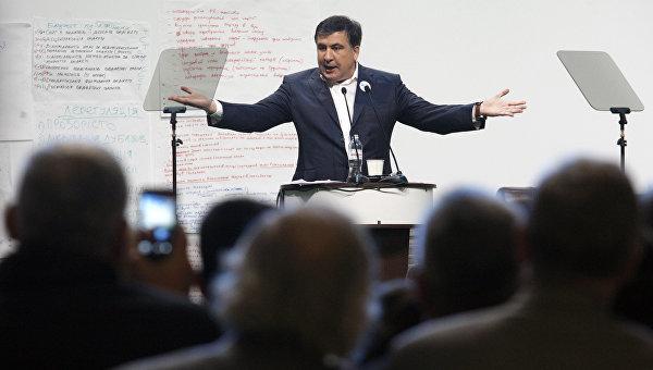 Советник Авакова обозвал Саакашвили параноиком