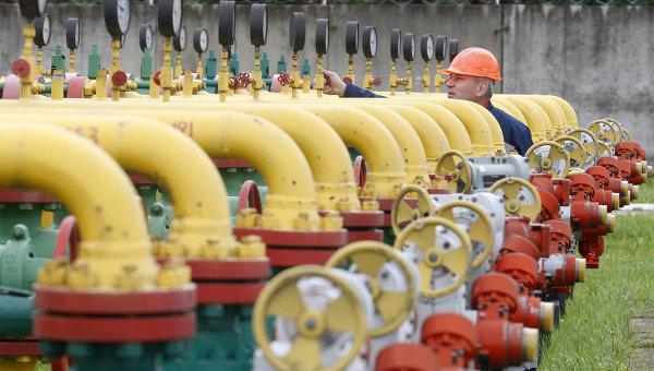 GSE: Украина за сутки увеличила запасы газа в хранилищах на 0,07%