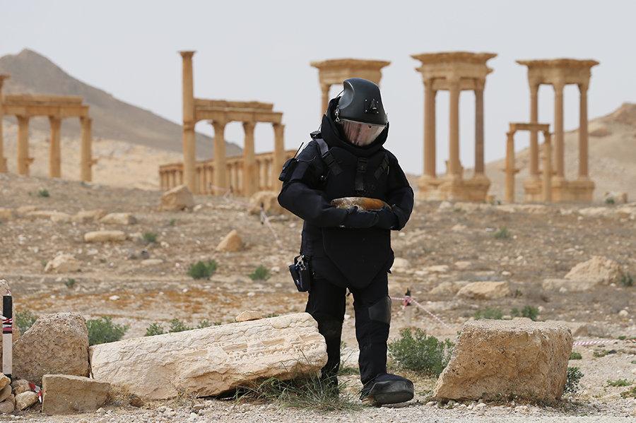 Чего Владимир Путин в действительности хочет в Сирии
