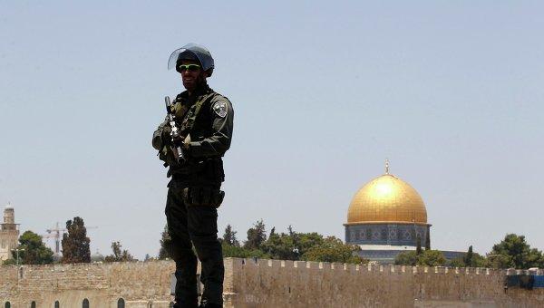 В Израиле задержали палестинца, ранившего ножом мужчину в центре Иерусалима