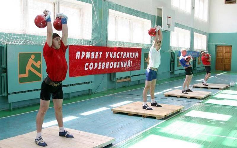 Брянские гиревики стали призерами межрегионального турнира