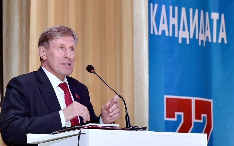 Виктор Гринкевич встретился сизбирателями