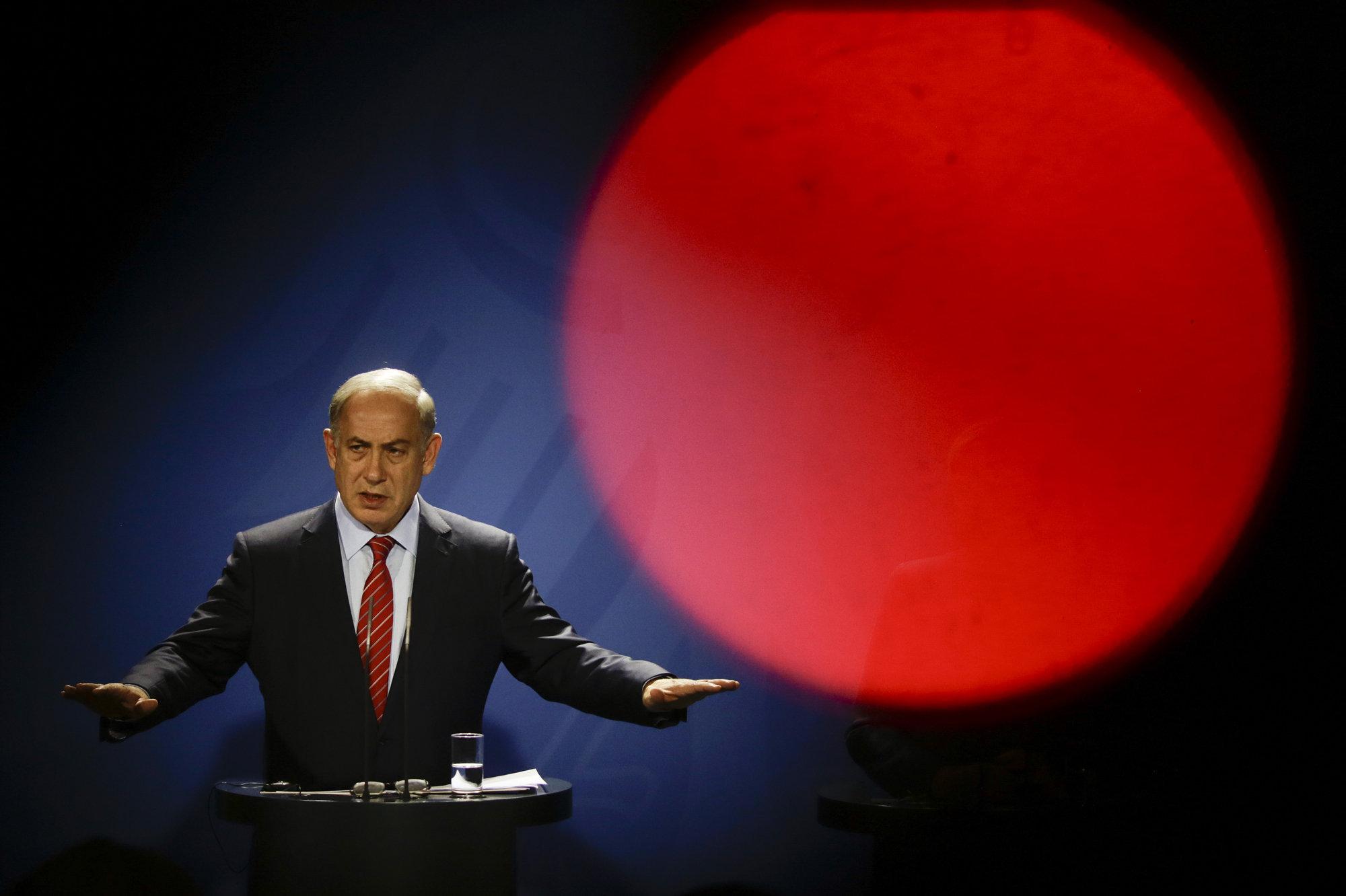 Чем отблагодарит Нетаньяху Путина за Голанские высоты?