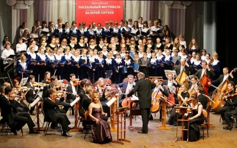 Накануне Пасхи вБрянске выступит симфонический оркестр Мариинского театра