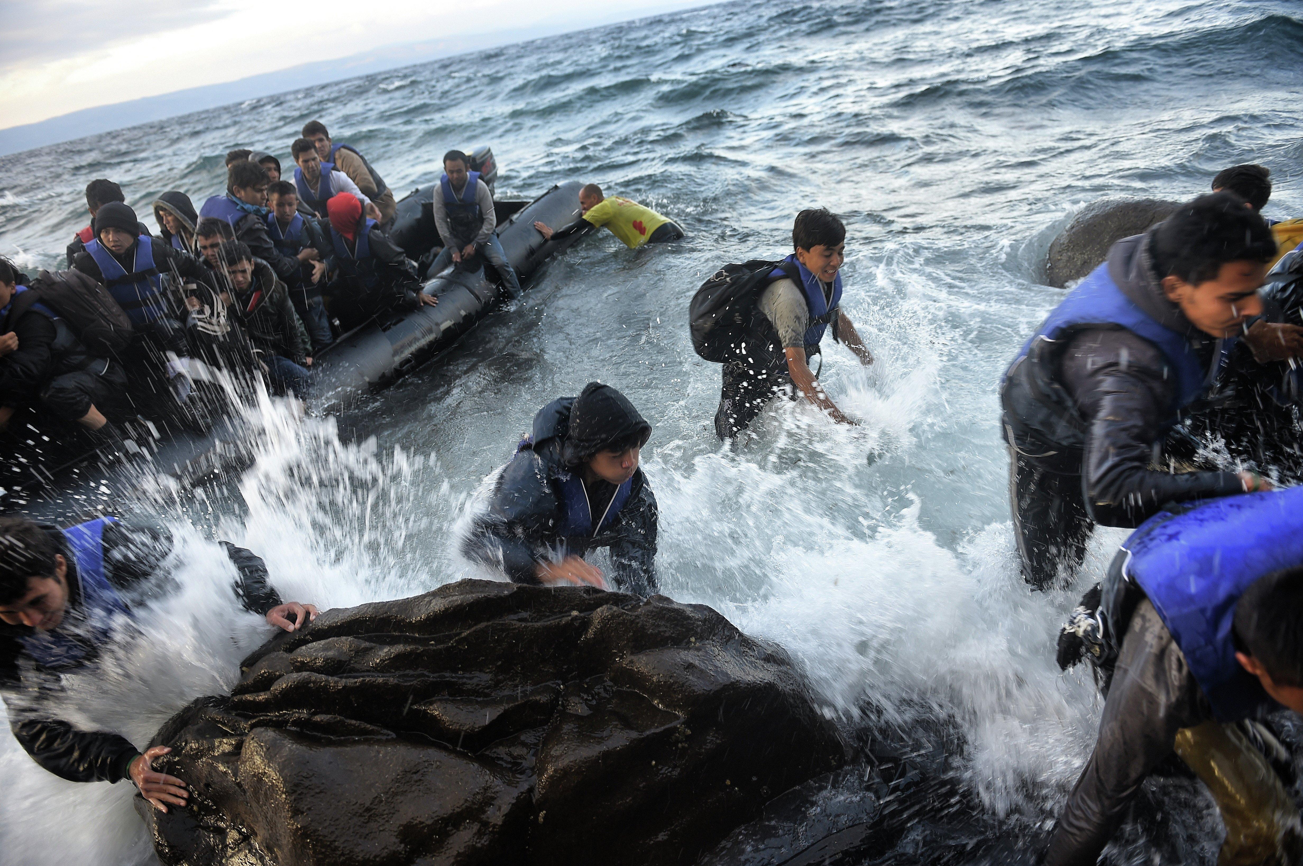 ЕС и беженцы: ничего не решено