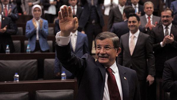 Премьер-министр Турции может объявить об отставке