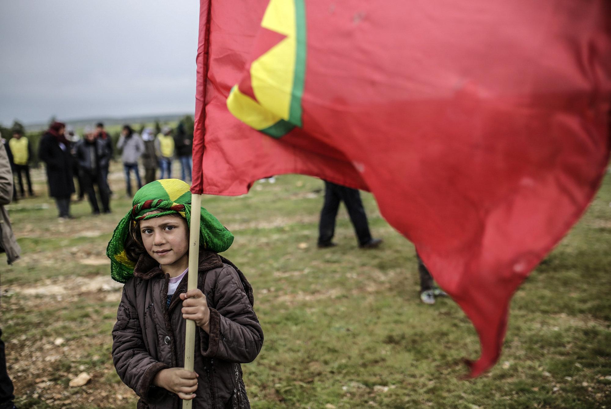Провалы арабов, успехи курдов