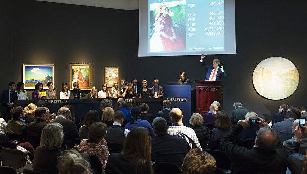 Christie's в честь 250-летия проведет выставку шедевров искусства
