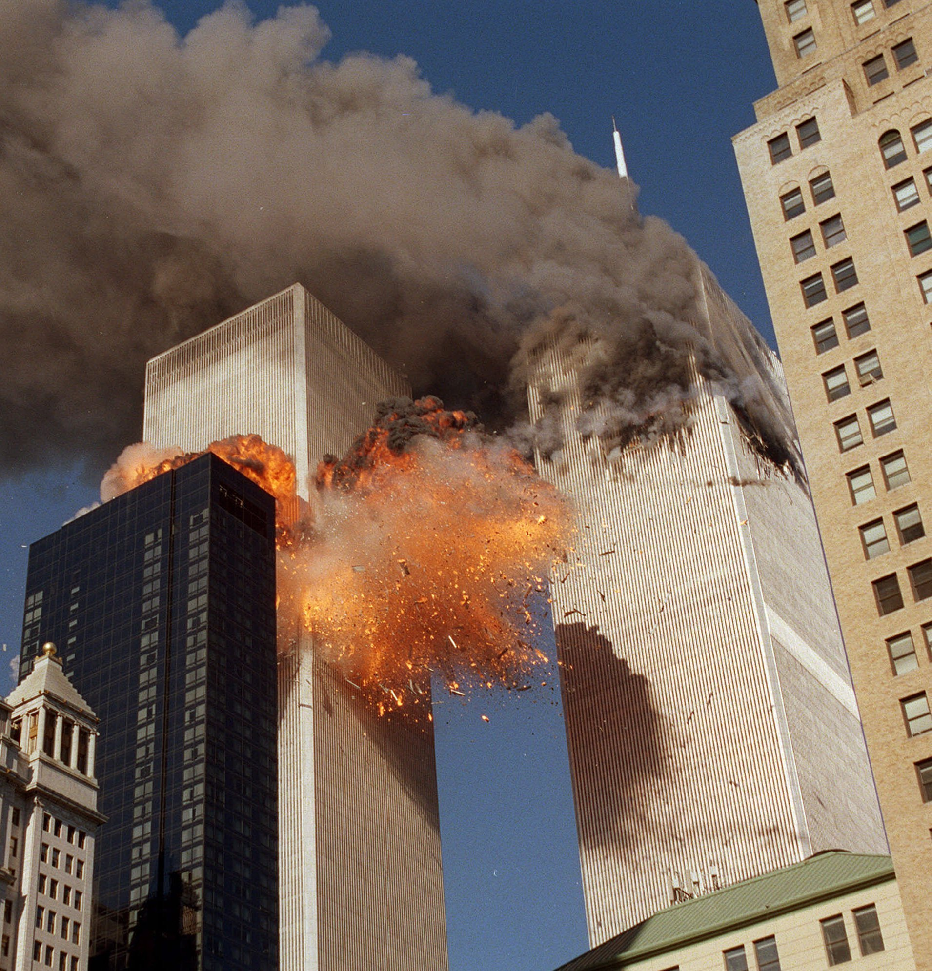 Почему Обама не хочет разглашать правду о 9/11