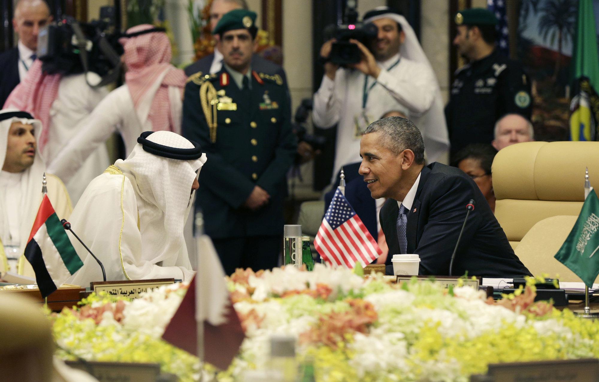 Почему саудовский король не встретил Обаму