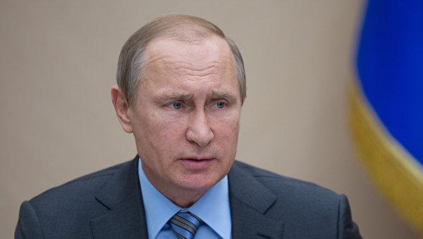 Путин: развитие отношений с Японией - один из приоритетов