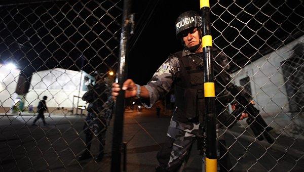 В Гондурасе отстранены от должностей половина руководства полиции