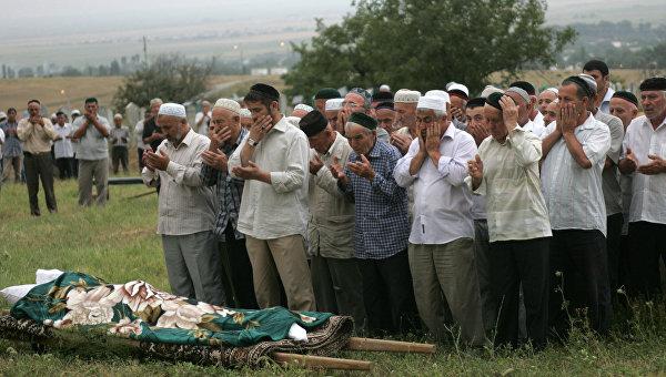 Власти Испании запретили хоронить умерших по исламским обычаям