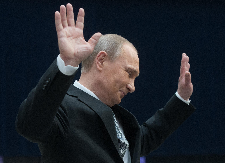 Путин теряет позиции: «упал» c первого на 29-е место в рейтинге самых влиятельных людей по версии Time