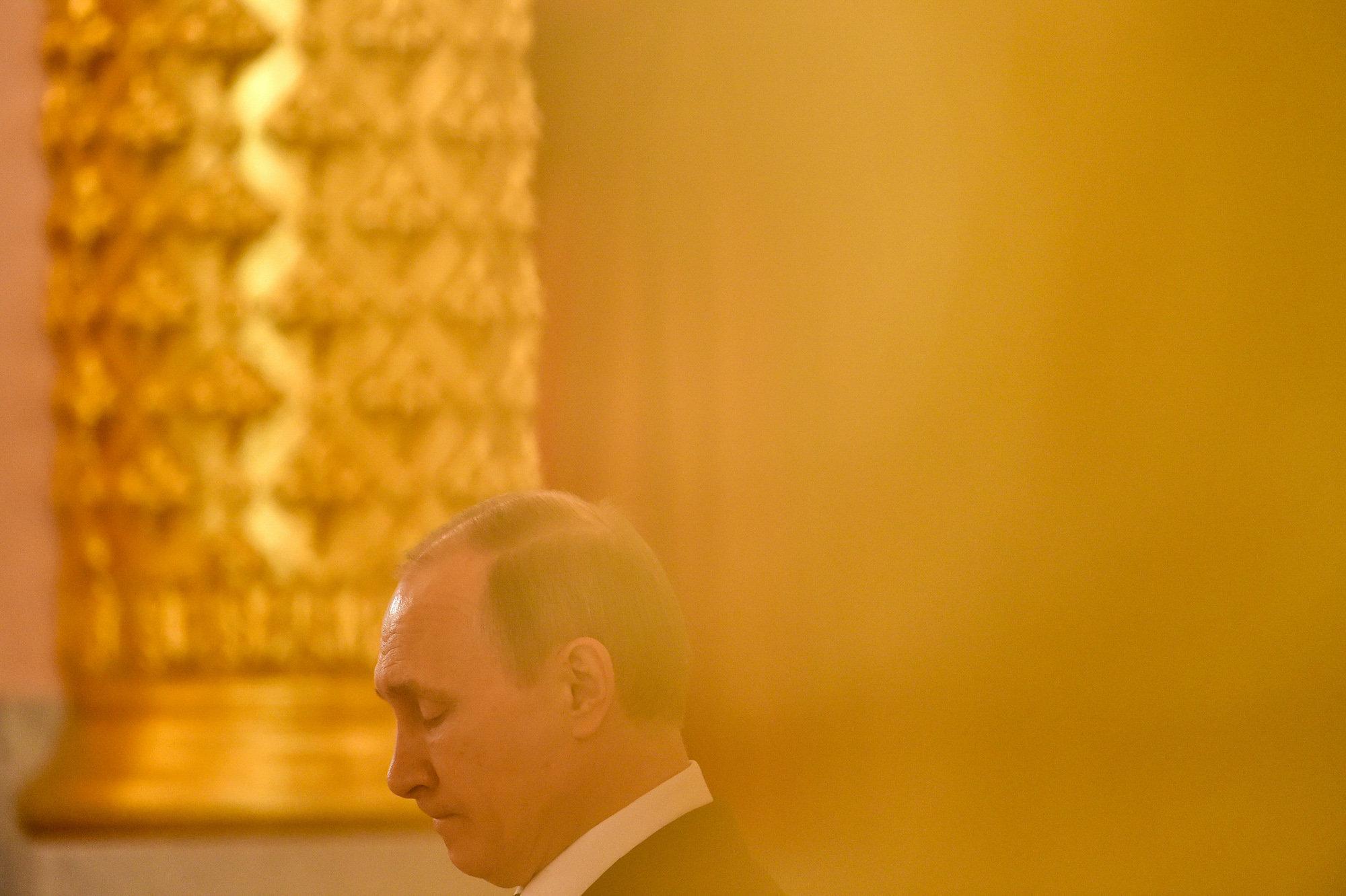 Цели Путина, идеология России