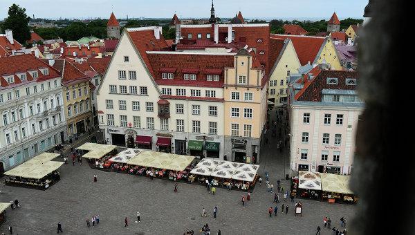 В Таллине почтили память всех погибших во Второй мировой войне