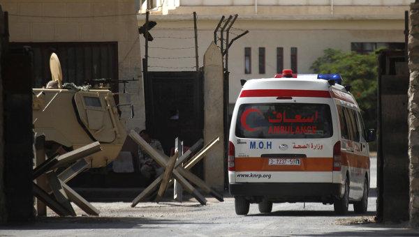 В ДТП с маршрутным такси в Египте пострадали 13 человек