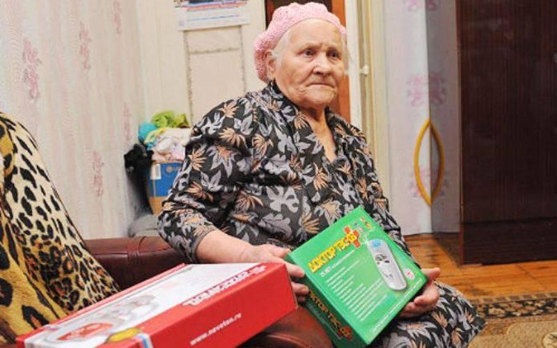 Лжегазовики, продававшие брянским пенсионерам прибор «Спасатель», попали подстатью