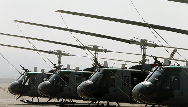 WP: США ищут замену вертолету-ветерану вьетнамской войны