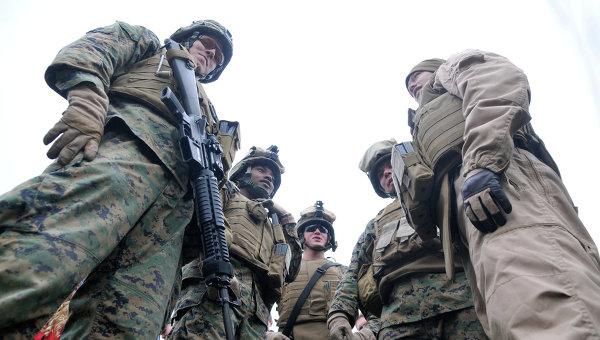 Военная техника Нидерландов прибыла в Эстонию на учения