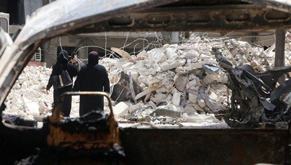В ООН подтвердили проведение заседания по ситуации в Алеппо