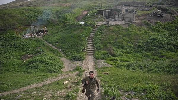 Баку предоставил военным атташе материалы о нарушениях перемирия в Карабахе