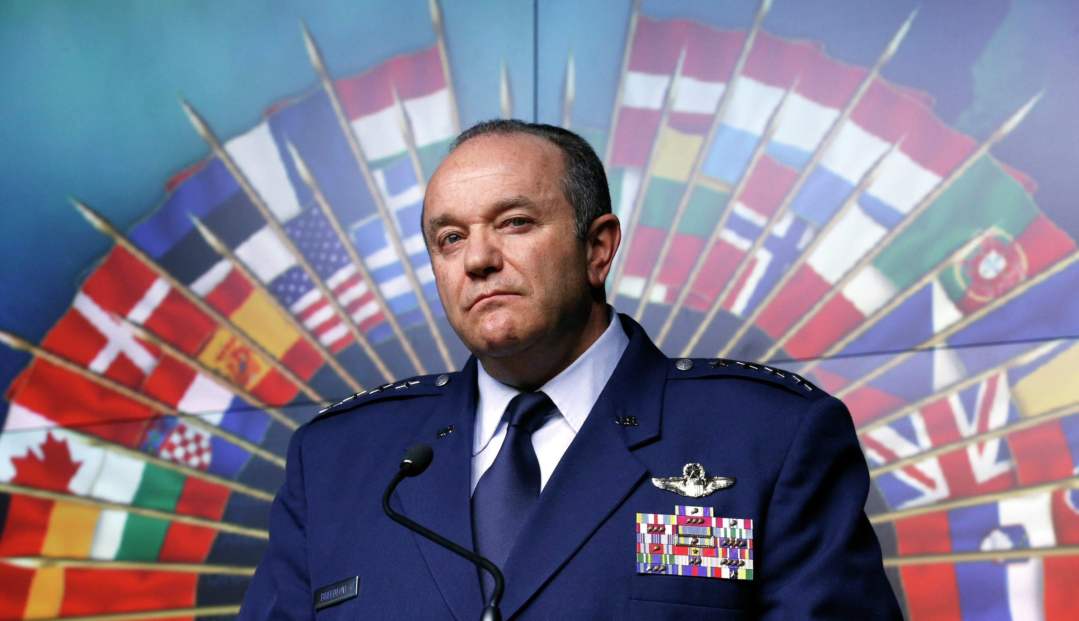 НАТО — основа мира