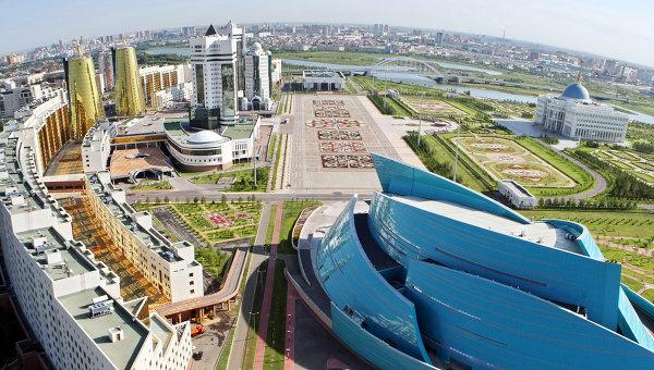 Fitch прогнозирует снижение реального ВВП Казахстана в 2016 году на 1%