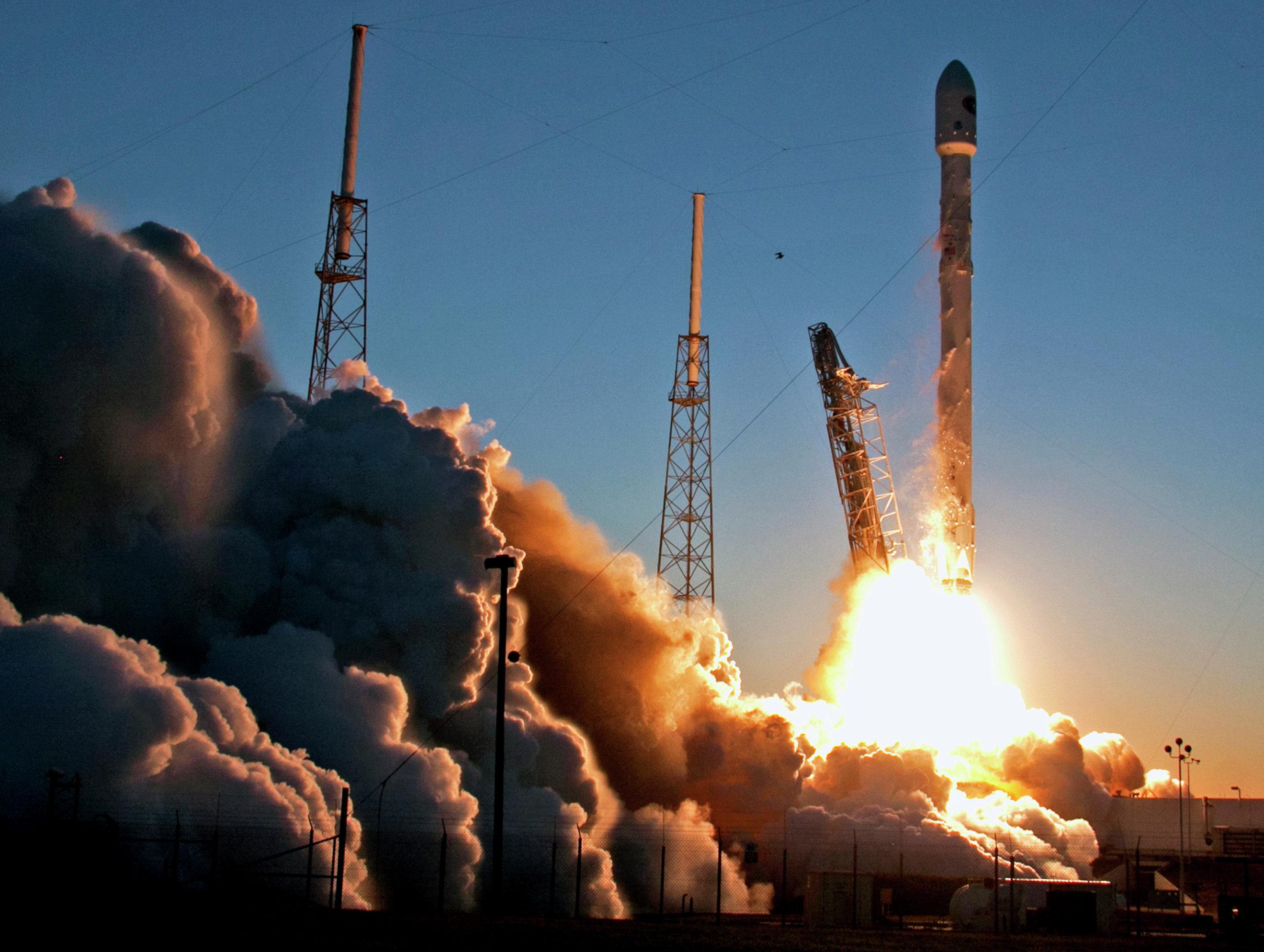 Falcon Heavy может воплотить мечту Илона Маска